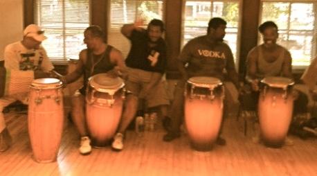 #Dancestory2013 - #STL Drummers