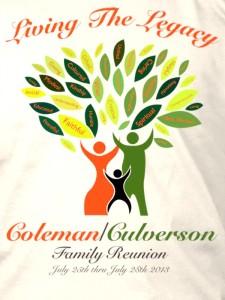 Coleman:Culverson-Fam'Reunion
