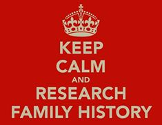 KeepCalmFamResearch